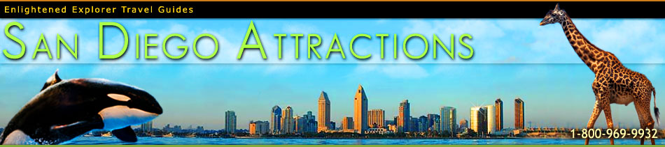 San Diego Attractions, San Diego Attraction Tickets, San Diego Hotels, San Diego Discount Hotels, San Diego Vaction Packages