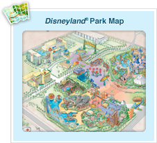 Disneyland Resort Park Information Disneyland Park