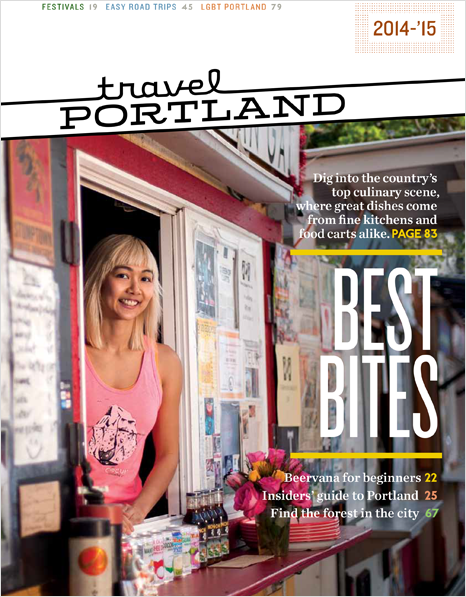 Travel Portland Magazine
